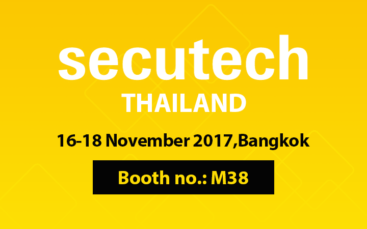 Secutech Thailand 2017