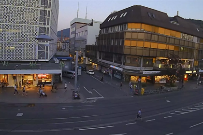 Time lapse in Heidelberg, Germany